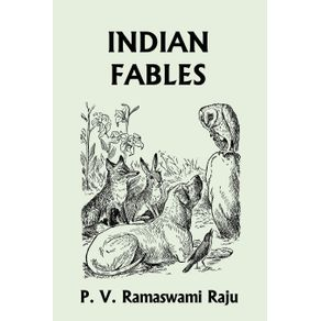 Indian-Fables--Yesterdays-Classics-