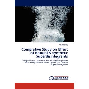 Comprative-Study-on-Effect-of-Natural---Synthetic-Superdisintegrants