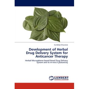 Development-of-Herbal-Drug-Delivery-System-for-Anticancer-Therapy