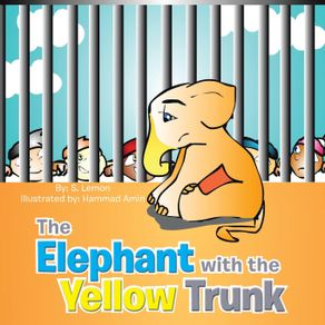 The-Elephant-With-The-Yellow-Trunk