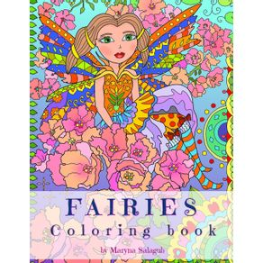 Fairies-coloring-book