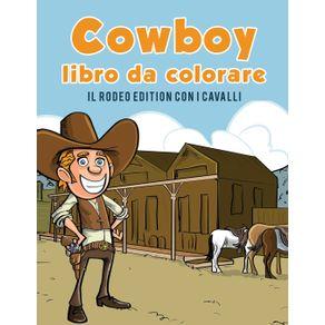 libro-para-colorear-vaquero