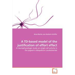A-TD-based-model-of-the-justification-of-effort-effect