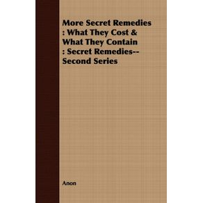 More-Secret-Remedies
