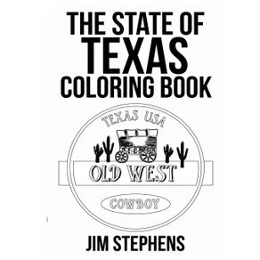 The-State-of-Texas-Coloring-Book