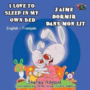 I-Love-to-Sleep-in-My-Own-Bed-Jaime-dormir-dans-mon-lit