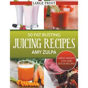50-Fat-Busting-Juicing-Recipes