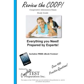 Review-the-COOP--Cooperative-Admissions-Exam-Study-Guide-and-Practice-Test-Questions