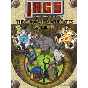 JAGS-Archetypes-Hardcover