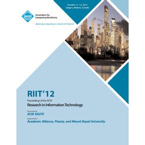 Riit-12-Proceedings-of-the-ACM-Research-in-Information-Technology