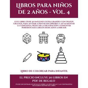 Libro-de-colorear-para-infantil--Libros-para-ninos-de-2-anos---Vol.-4-