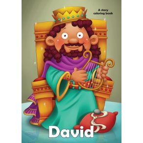 David-Coloring-Book