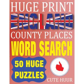 Huge-Print-England-County-Places-Word-Search