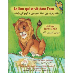 Le-Lion-qui-se-vit-dans-leau