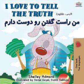 I-Love-to-Tell-the-Truth--English-Persian--Farsi-Bilingual-Book-