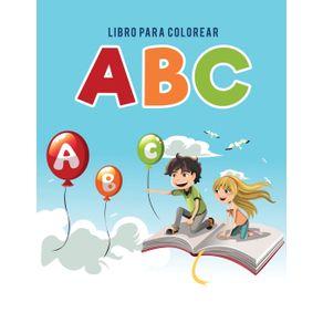 Libro-para-colorear-ABC
