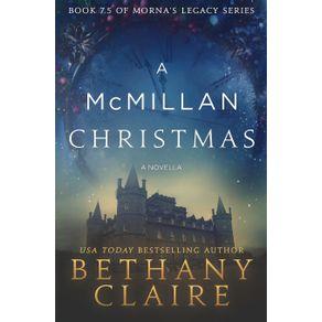 A-McMillan-Christmas---A-Novella