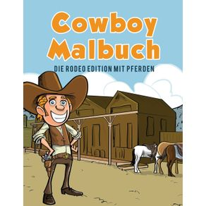 Cowboy-Malbuch