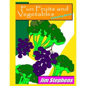Fun-Fruits-and-Vegetables-Coloring-Book