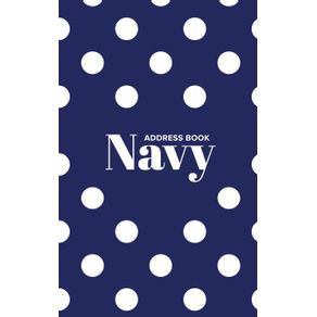 Address-Book-Navy