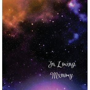 Stars-In-Loving-Memory-Funeral-Guest-Book-Wake-Loss-Memorial-Service-Love-Condolence-Book-Funeral-Home-Church-Thoughts-and-In-Memory-Guest-Book--Hardback-