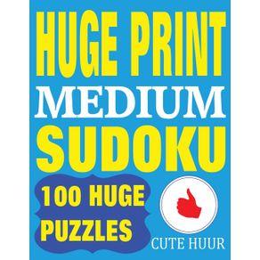 Huge-Print-Medium-Sudoku