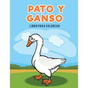 Pato-y-ganso-libro-para-colorear