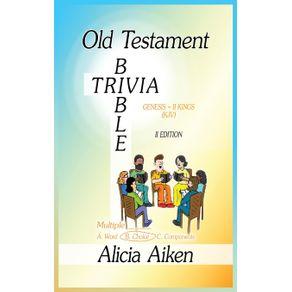 Old-Testament-Bible-Trivia-Genesis-II-Kings-Multiple-Choice-II-Edition