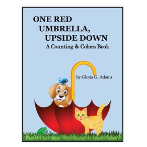 One-Red-Umbrella-Upside-Down
