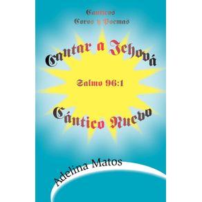 Cantar-a-Jehova-Cantico-Nuevo