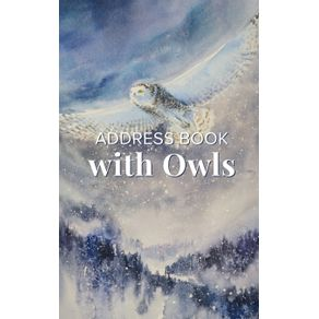 Address-Book-with-Owls