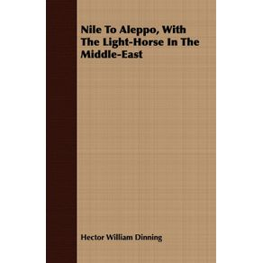 Nile-To-Aleppo-With-The-Light-Horse-In-The-Middle-East