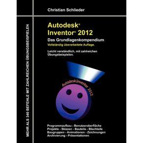 Autodesk-Inventor-2012---Das-Grundlagenkompendium