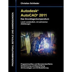 Autodesk-AutoCAD-2011---Das-Grundlagenkompendium