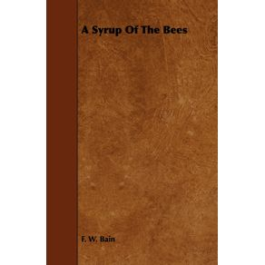 A-Syrup-of-the-Bees