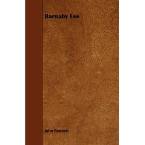 Barnaby-Lee
