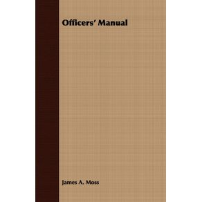 Officers-Manual