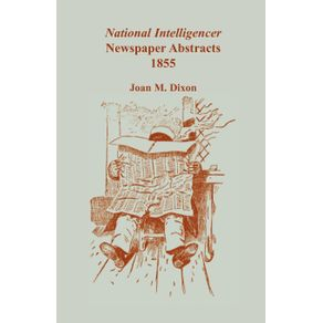 National-Intelligencer-Newspaper-Abstracts-1855