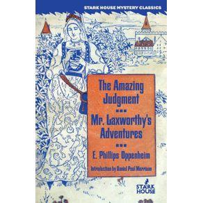 The-Amazing-Judgment---Mr.-Laxworthys-Adventures