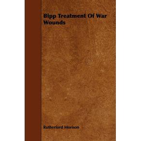 Bipp-Treatment-Of-War-Wounds