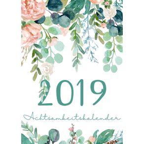 Mein-Achtsamkeit-Kalender-2019---Terminplaner-Monatskalender-und-Achtsamkeitskalender-fur-mehr-Achtsamkeit-Dankbarkeit-Selbstvertrauen-Positives-Denken-und-Leben-im-Jetzt
