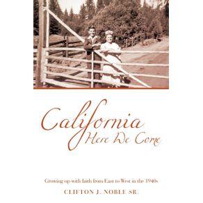 California-Here-We-Come