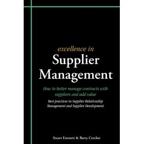 Excellence-in-Supplier-Management