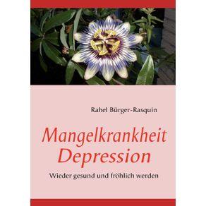 Mangelkrankheit-Depression