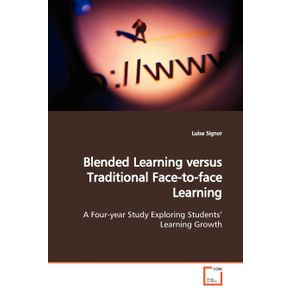 Blended-Learning-versus-Traditional-Face-to-face--Learning