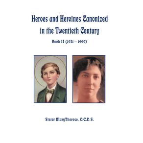 Heroes-and-Heroines-Canonized-in-the-Twentieth-Centurybook-II--1951---1999-