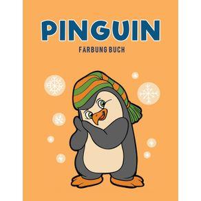Pinguin-Farbung-Buch