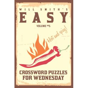 Will-Smith-Easy-Crossword-Puzzles-For-Wednesday---Volume-5