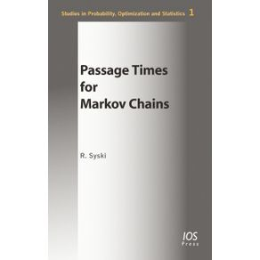 Passage-Times-for-Markov-Chains