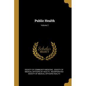 Public-Health--Volume-2